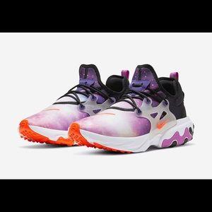 Nike presto react galaxy